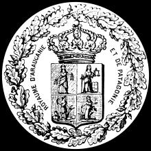 220px-blason_du_royaume_daraucanie_et_de_patagoniesvg